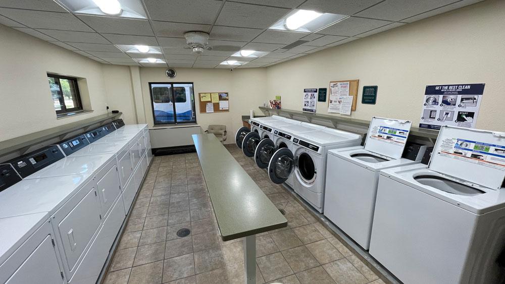 Laundry Room Facility